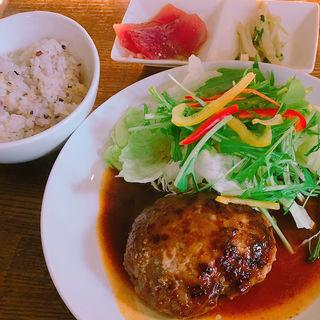 ハンバーグ(まめろん (Mameron))