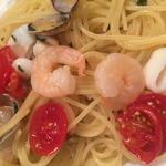 海の幸 スパゲッティ