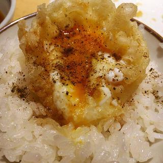 まきの定食(揚げたて天ぷら定食 まきの 難波千日前店)