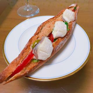 ノルウェー産カマンベールチーズとトマトのカスクート(ワルダー (Walder))