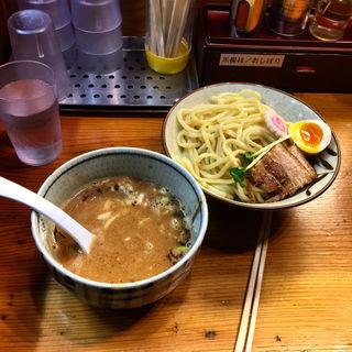 魚介つけ麺(銀座 朧月 (おぼろづき))