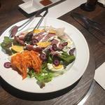 能登野菜のタパス盛り(Japanese BBQ YAKI NIKU MARU (ジャパニーズ バーベキュー ヤキ ニク マル))
