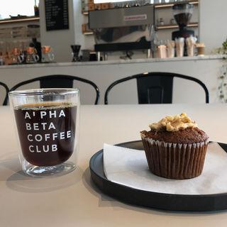 ドリップコーヒー(ALPHA BETA COFFEE CLUB)