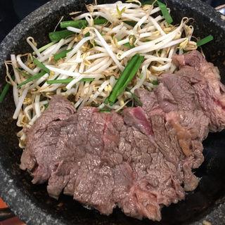 牛ロースステーキ 240g(拳玉 沖縄 (KENDAMA OKINAWA))