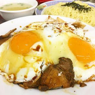 焼豚玉子飯(重松飯店 (シゲマツハンテン))