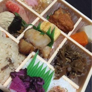 琴(なだ万厨房 伊勢丹新宿店 )