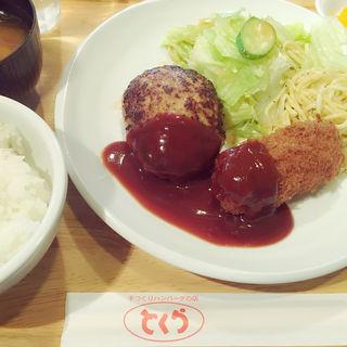 日替わり定食(とくら (桂本店))