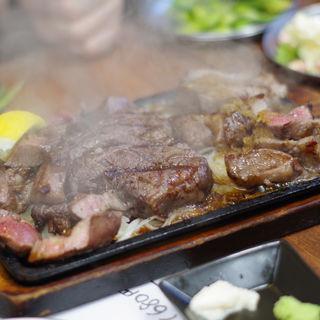 肉焼き盛り(肉家まるまさ )