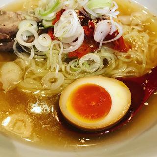 にぼし冷麺(麺や 六三六 大阪総本店 )