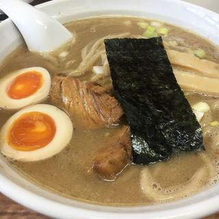 煮干し豚骨(麺や 福座 (フクゾ))