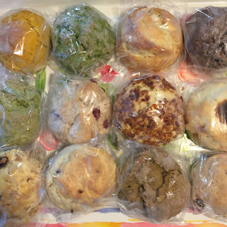 Cafeと果実のスコーン全種類セット(小樽洋菓子舗ルタオ 通販センター)