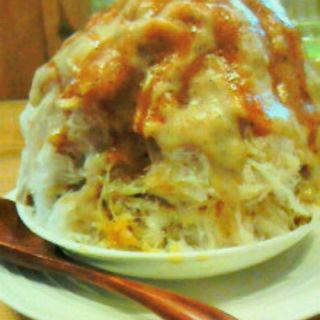 焼芋キャラメル(麺屋KABOちゃん)
