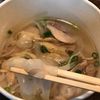 鶏肉のフォー(バインセオ サイゴン 有楽町店 )