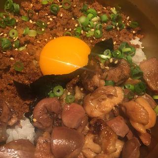 キジ丼(鳥光國 上野店 )