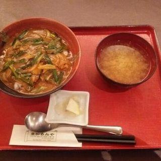 鯖カレー丼(まいもんや )
