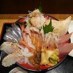 のど黒と日本海の魚達