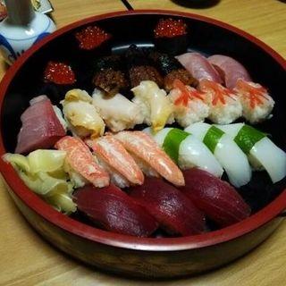 握り寿司(だるま寿司 )