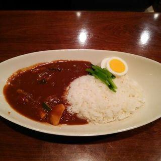 季節野菜の馬車屋カレー(Bsy cafe)