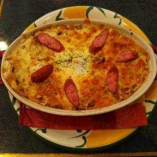焼きカレースパゲティ(アン・フォーラ )