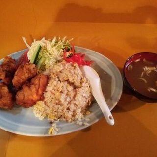 炒飯ランチ(太閤)
