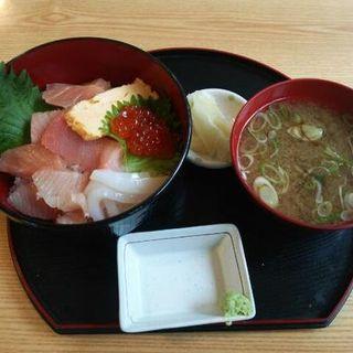 海鮮丼(西山PA)