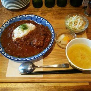 きまぐれカレーランチ(アオヤギ食堂 )