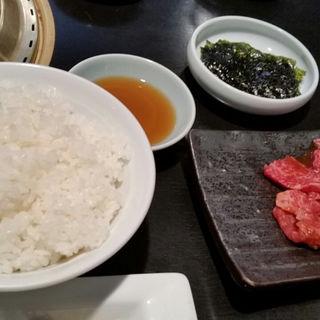 焼肉セット(まんぷく 自由が丘店 )
