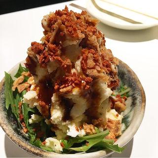 ポテトサラダ(お好み鉄板二六)