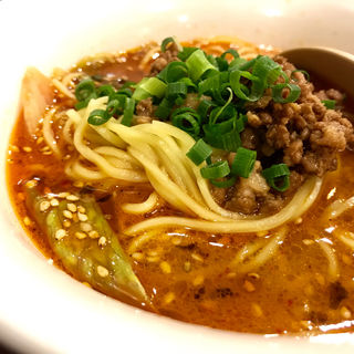 担担麺ミニ(大明担担麺)