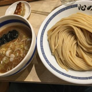 あっさり鶏豚つけ麺(心の味製麺 平井店 )