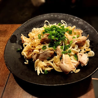 博多で食べた特製酢もつ(豚とバラの日々 )