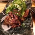 ごんじろ焼き(鶏居酒屋ごんじろ)