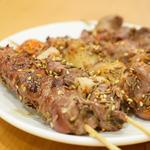 ラム串5本セット(羊香味坊)