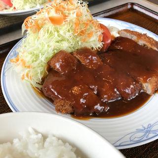 ヒレカツ定食(キッチン喜多川 (キタガワ))