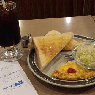 モーニング(トーストorサンドイッチ)(珈琲の店都亜 )