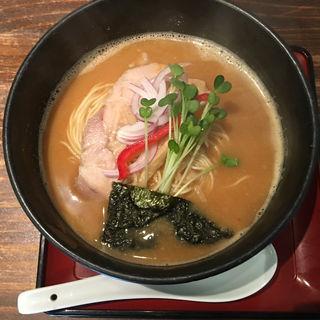 味噌鷄白湯麺(葵 )