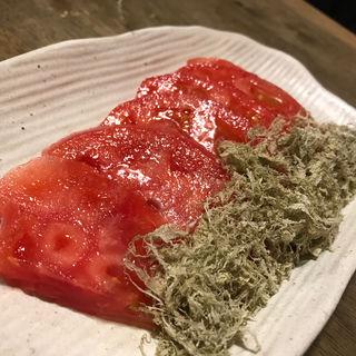 トマトスライス(ももや精肉堂 )