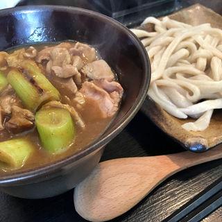 武蔵野カレーうどん(金豚雲 (キントンウン))