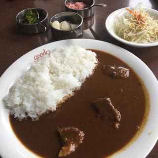 ビーフカレー(グー good SAKAI)