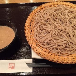 くるみそば(蕎麦cafe nino)