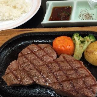 ヒレステーキ(味処 うめしま)