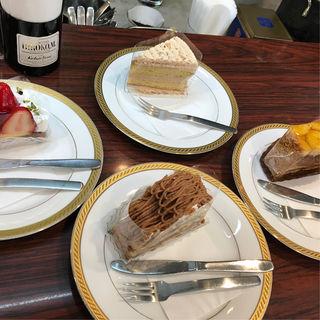 ケーキ(ツマガリ 甲陽園本店 )