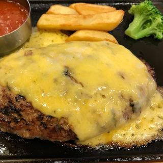 チーズハンバーグ(ビッグボーイ 野々市横宮店 )
