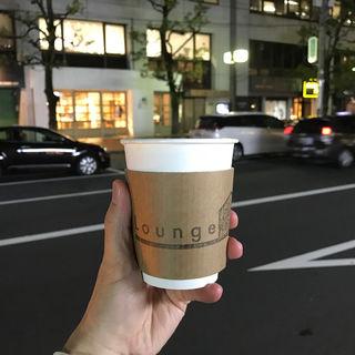 クイックブリュー(コーヒー)(Lounge1908)