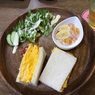ワンコインプレート(cafe koume)
