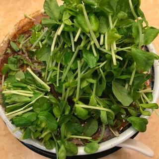 ごまの酸辣麺(サンラーメン)(神名備 (かむなび))