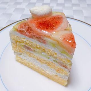 いちじくのケーキ(をかし東城 )