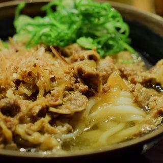 肉うどん(香川一福 )