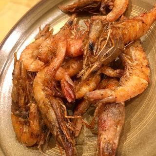 芝エビ唐揚(家庭の味 ほろよい)