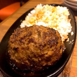 ハンバーグ(焼肉ジャンボ (ヤキニクジャンボ))